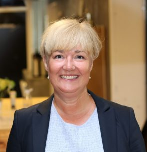 Anette Wittenberg, <br> IntraTeam (DK) </br>